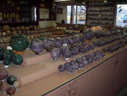 Photo of Rock Shop Interior